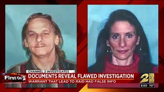 Documents reveal flawed investigation