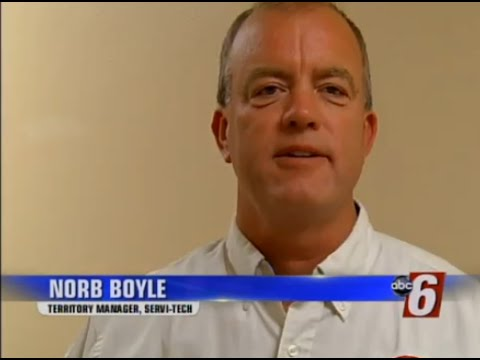 KAAL-TV Interviews Iowa Territory Manager Norb Boyle