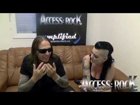 Access: Hypocrisy and Peter Tägtgren at Sweden Rock Festival