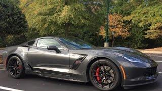 Corvette Grand Sport: My Custom Order Specifications