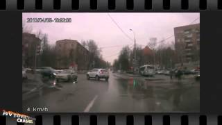 Подборка ДТП и Аварии на видеорегистратор, lng   24