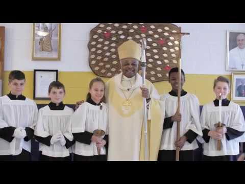 Archbishop Gregory Homily | Catholic Schools Week 2020 | Mother Catherine Academy