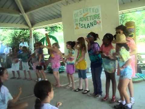 Camp Venture 2010 Talent Show Group C