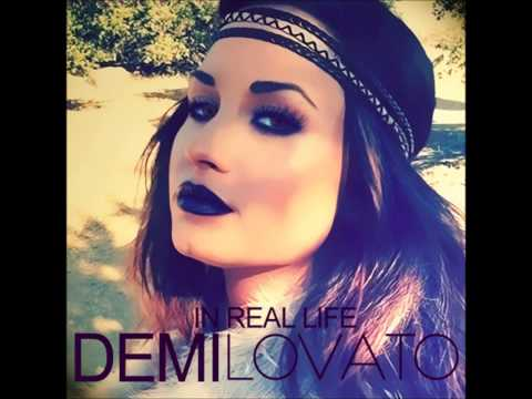 Demi Lovato - In Real Life NOT PITCHED