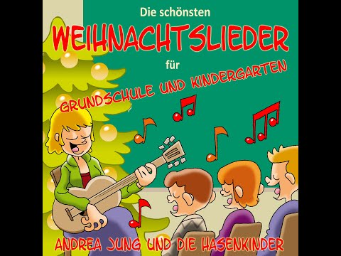 Andrea Jung und die Hasenkinder - Winterkinder