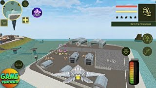 Rise of Steel Game Airplane destroying militar base #32 by Naxeex Robots Android GamePlay FHD