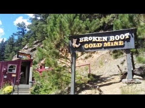 BROKEN BOOT GOLD MINE! - (full Tour!)