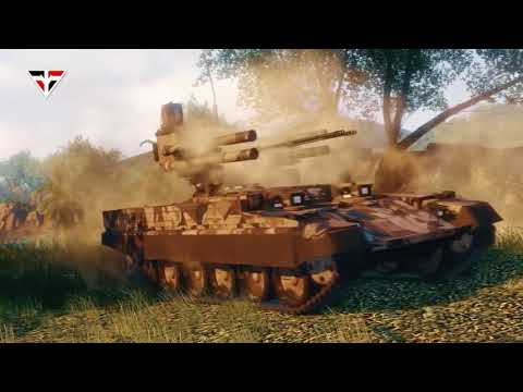 Armored Warfare Caribbean Cris...