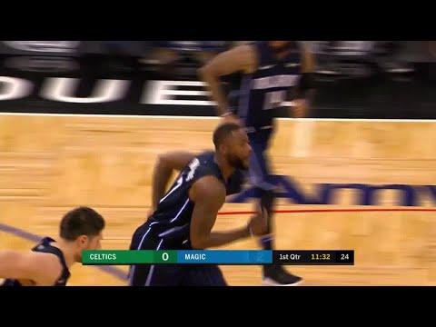 1st Quarter, One Box Video: Orlando Magic vs. Boston Celtics