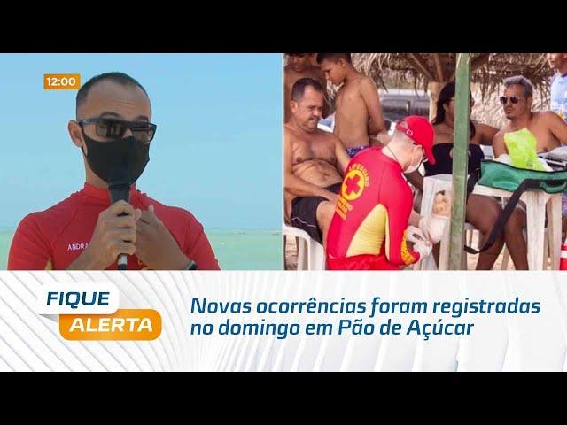 Ataques de piranhas: Novas ocorrências foram registradas no domingo no município de Pão de Açúcar