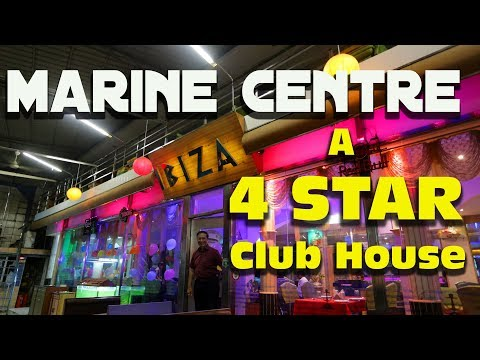 MARINE CENTRE CLUB / A 4 STAR CLUB IN VASHI / NAVI MUMBAI