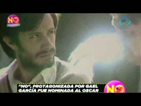 Gael García Bernal figura en las nominaciones al Oscar