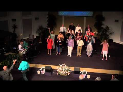 The River Church of God Service Easter Sunday