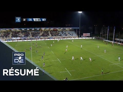 PRO D2 - Résumé Colomiers-Nevers: 3-29 - J9 - Saison 2017/2018