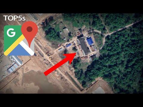 5 Disturbingly Shocking Discoveries on Google Maps, Earth ...