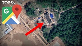 5 Disturbingly Shocking Discoveries On Google Maps, Earth & Street View