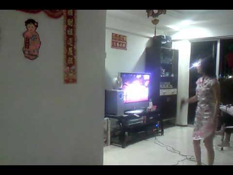 夜来香 karaoke song 2012