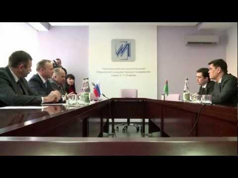 Визит Консула посольства Туркменистана в России.mpg