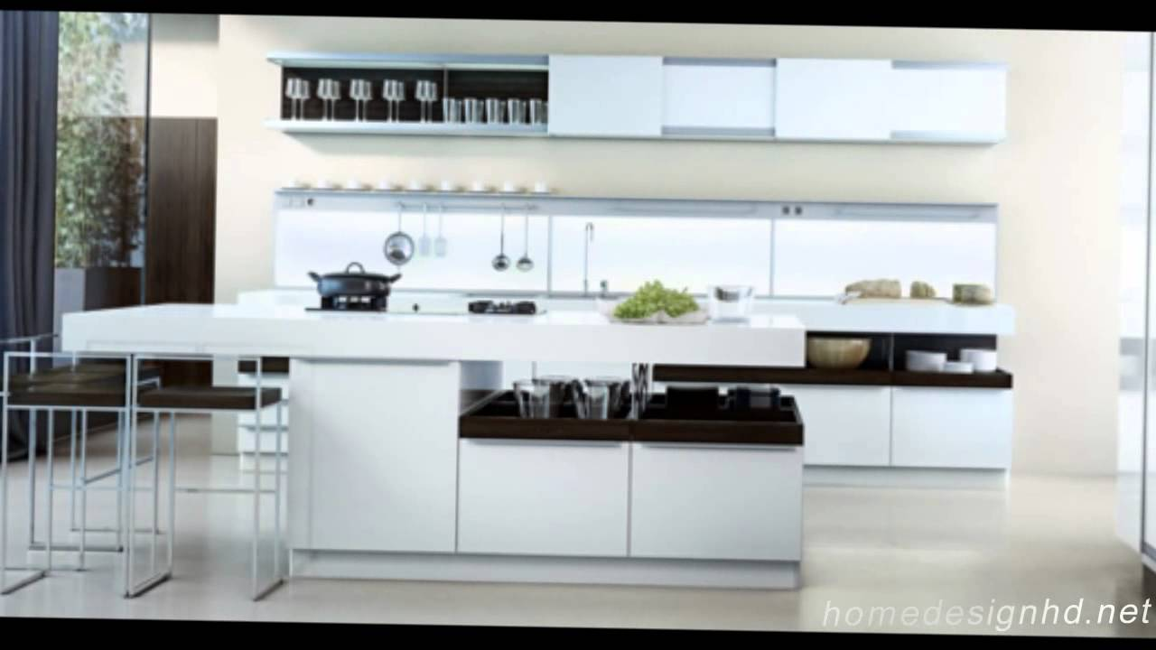 Modern Kitchen German producer -- Poggenpohl [HD] - YouTube