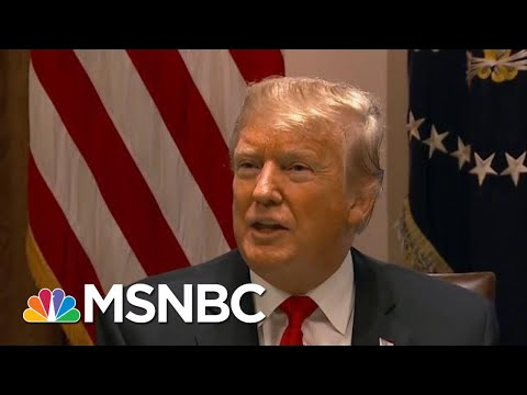 Trump 'Art Of The Deal' Co-Author: Trump Can't Deal With Pelosi | The Beat With Ari Melber | MSNBC