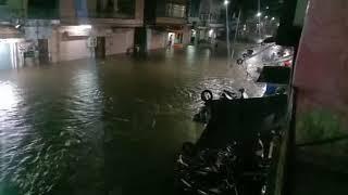 heavy rain in Jaipur Rajasthan