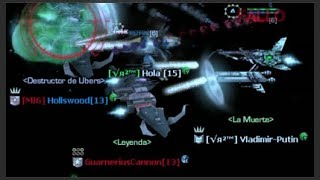 Darkorbit CYBORG ATTACK !