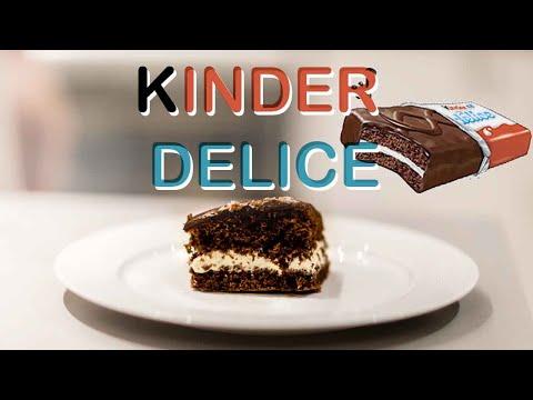 recette-kinder-délice-géant