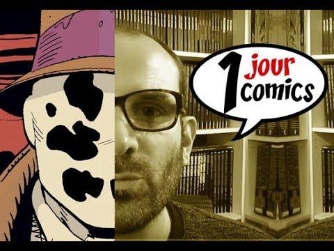 1 JOUR : 1 COMICS SPECIAL #1 : DOOMSDAY CLOCK #1