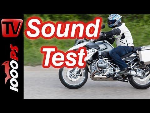Soundvideo | BMW R1200GS | Akrapovič Komplettanlage-Brachialer Sound