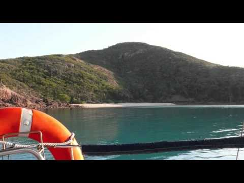 Sailing Queensland - Mackay to Hamilton island