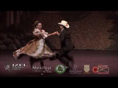 Rarajipame Ballet Folklorico  Mexifest Las Vegas  2016