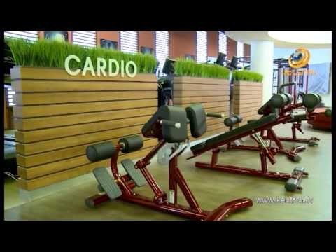 Открытие Multi Wellness Center Yerevan -  Life Fitness 2016