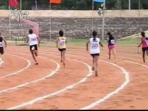 10th National Youth Athletic Championship concludes in Guntur