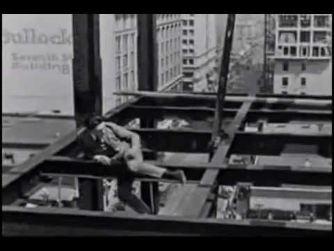 Never Weaken (1921) by Fred Newmeyer with Harold Lloyd