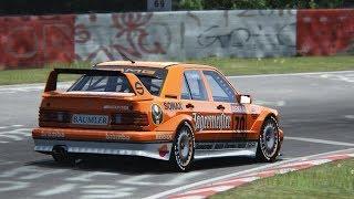 DTM'92 Summer Cup | Stage #1 Zandvoort - Race 2 | Mercedes 190E EVO II