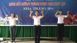 Đánh nhịp 2011_Bài 17_Bộ lễ Seraphim 1 _ Học viên cấp 3