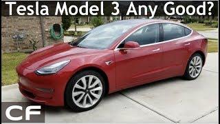 Honest Tesla Model 3 AWD Long Range + Autopilot Review