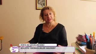 Dünya Kız Çocukları Günü ve Türkiye'de kız çocuklarının durumu