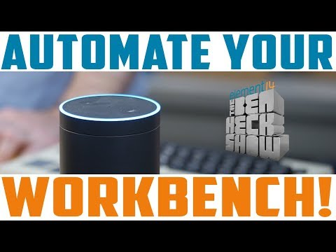 Alexa Automated Workbench Part 1
