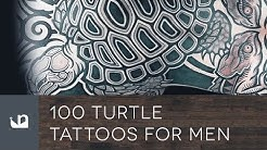 100 Turtle Tattoos For Men