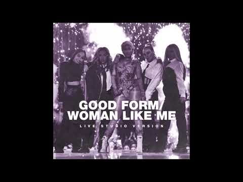 Nicki Minaj & Little Mix-Good Form/Woman Like Me (MTV EMAS Studio Version)