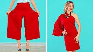 Fashion Hacks And Clothes Diy Tricks Smart Tips For Girls By 123 Go MP3