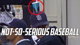 MLB | Not-So-Serious Baseball thumbnail