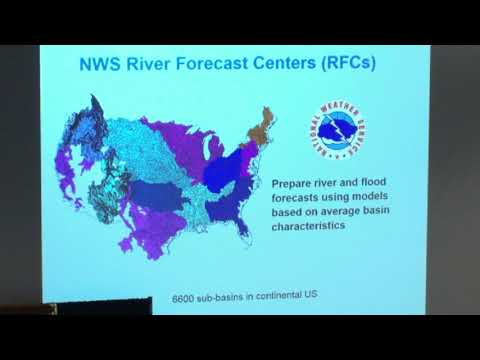 "David Maidment ""National Water Model of the United States"""