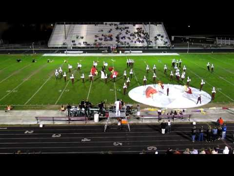 """Concordia Lutheran High School Marching Band """"After the Apple: Sin to Salvation"""""""