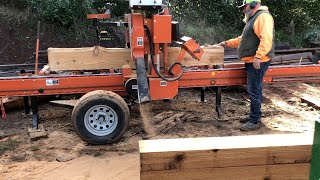 Covered Fire Pit Footing Dig And More Sawmilling