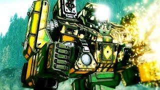 Mechwarrior Online - Battlemech