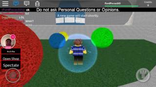 Roblox: True and False gameshow with NathanTheFox (being fooled by Nathan's friends)