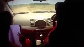 Piloto de Rally Sheik Arabe barbeiro fica puto com navegador kkkBrasil