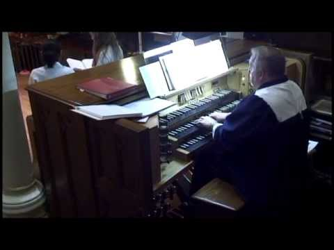Thanksgiving Eve, 2014, Worship Service